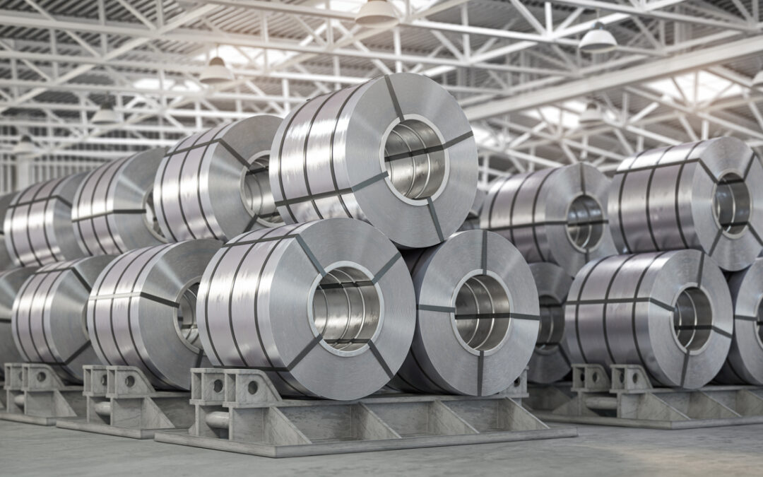 Three of the Top Steel Stocks to Buy and Hold Now