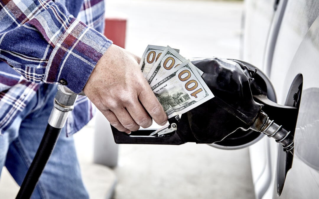 $7.50 Gas: Hot Energy Stocks with High Dividend Yields
