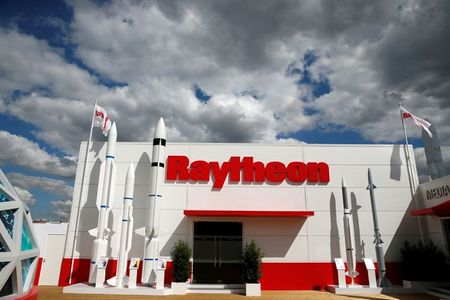 Raytheon CEO expects inflation pressure in coming years