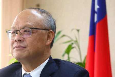 Taiwan says 'risk' to its Trans-Pacific trade pact bid if China joins first
