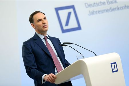 All Deutsche Bank businesses performing at or ahead of plan – CFO
