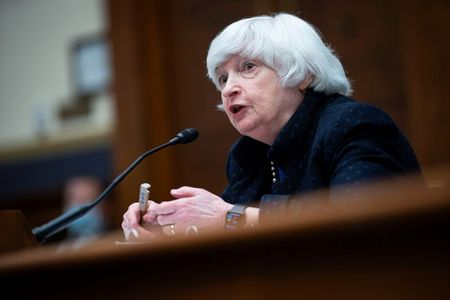 Yellen calls for 'strong action' to boost data integrity at IMF, World Bank