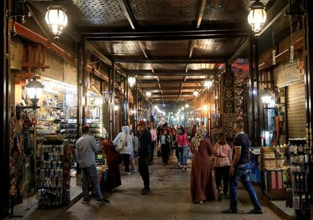 Egypt economy forecast to grow 5.1% in year to June, 5.5% in 2022/23: Reuters poll