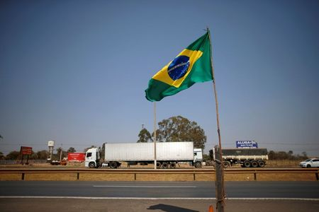 Brazil to grant fuel relief to 750,000 truckers, Bolsonaro says