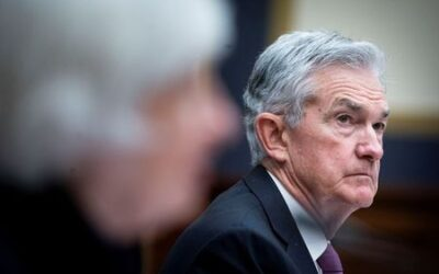 Time for Fed to taper bond purchases but not to raise rates, Powell says