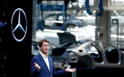 Daimler CEO hopes to stabilize supply chain this quarter